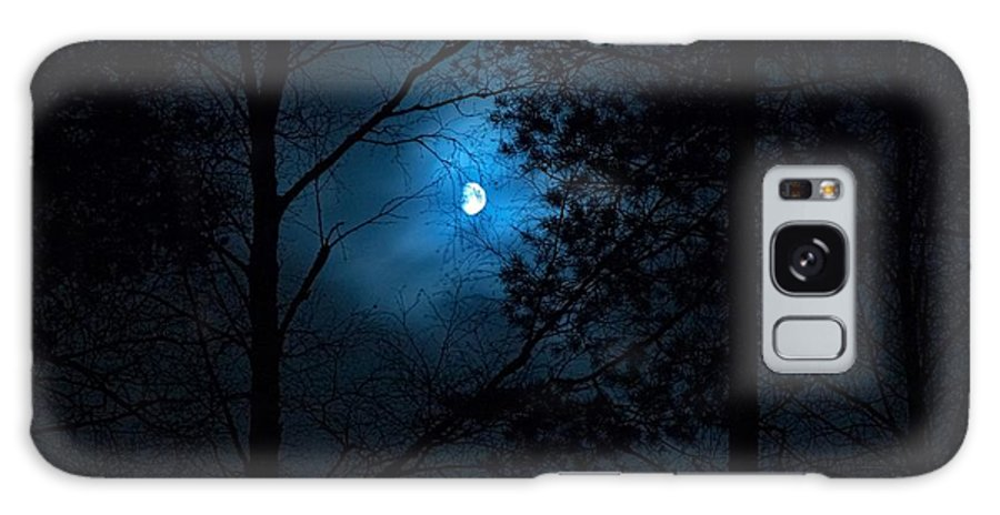 Lehtokukka Galaxy S8 Case featuring the photograph Moonshine 02 by Jouko Lehto