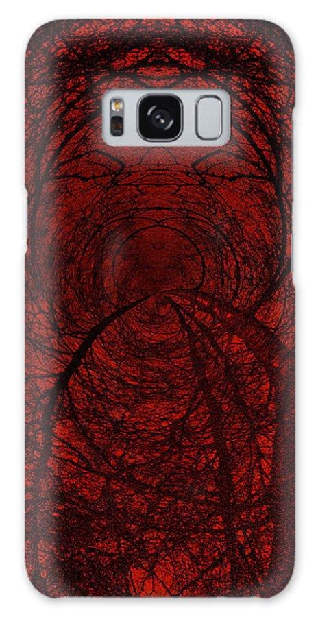 Lehtokukka Galaxy S8 Case featuring the photograph Moonshine 18 Shout by Jouko Lehto