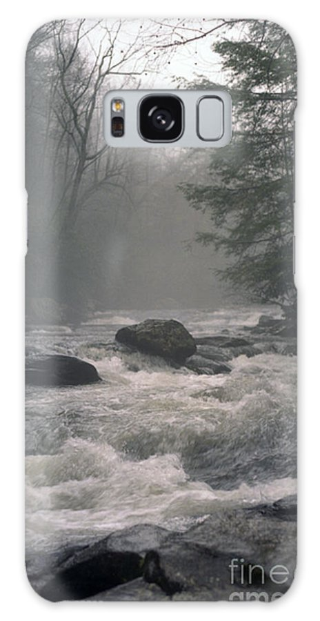 Rivers Galaxy Case featuring the photograph Morning At The River by Richard Rizzo