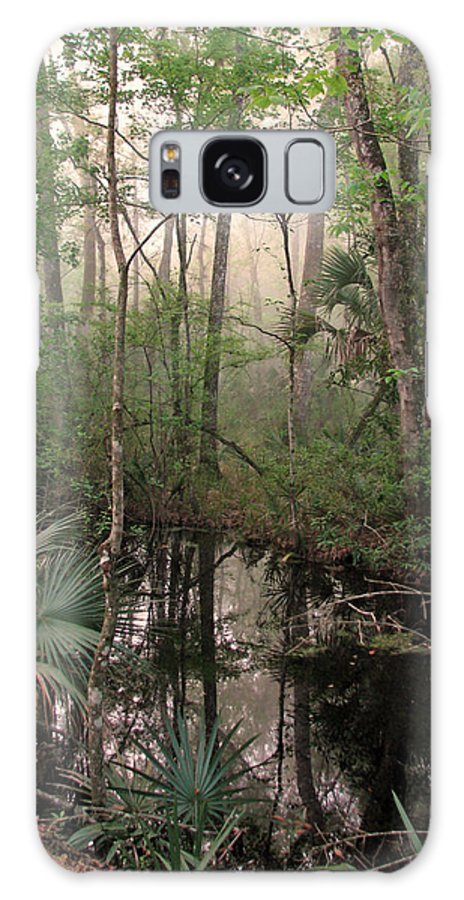 Nature Galaxy S8 Case featuring the photograph Morning Comes Softly by Peg Urban
