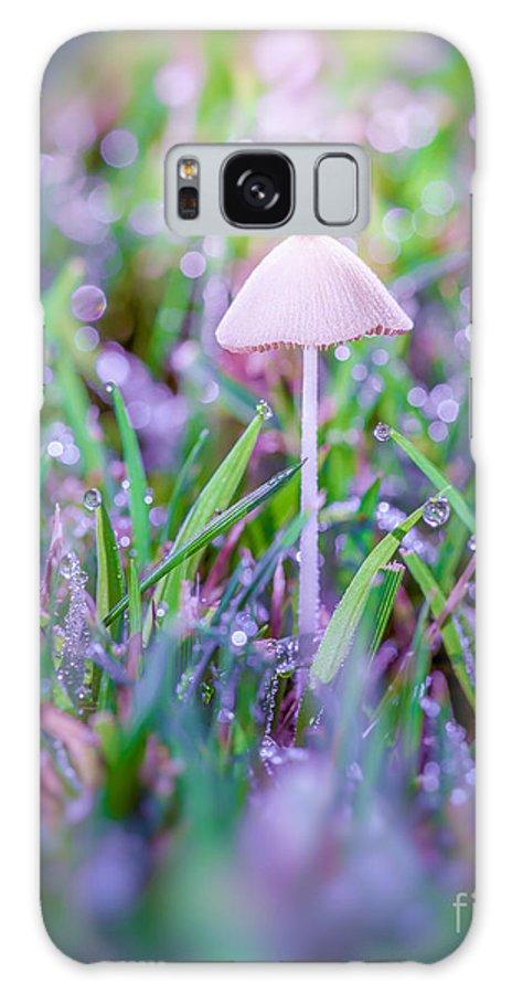 Dew Galaxy S8 Case featuring the photograph Morning Dew by Yasar Ugurlu