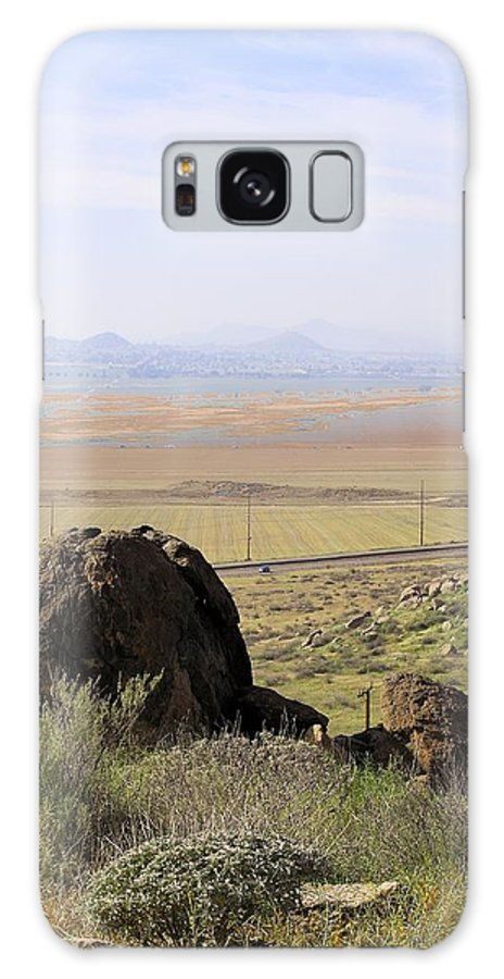 Morning Galaxy Case featuring the photograph Morning In Riverside by Viktor Savchenko