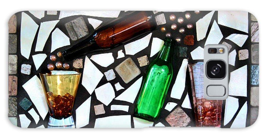 Mosaic Galaxy S8 Case featuring the photograph Mosaic by Kristin Elmquist