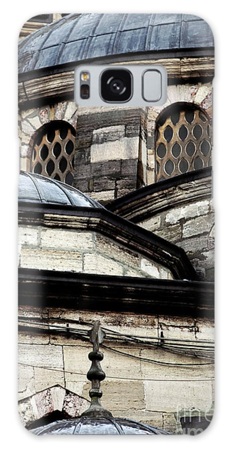 Mosque Architecture Galaxy S8 Case featuring the photograph Mosque Architecture by John Rizzuto