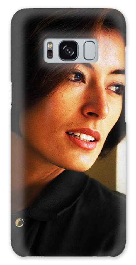 Beautiful Galaxy S8 Case featuring the photograph Most Beautful Girl In Australia by Carl Purcell