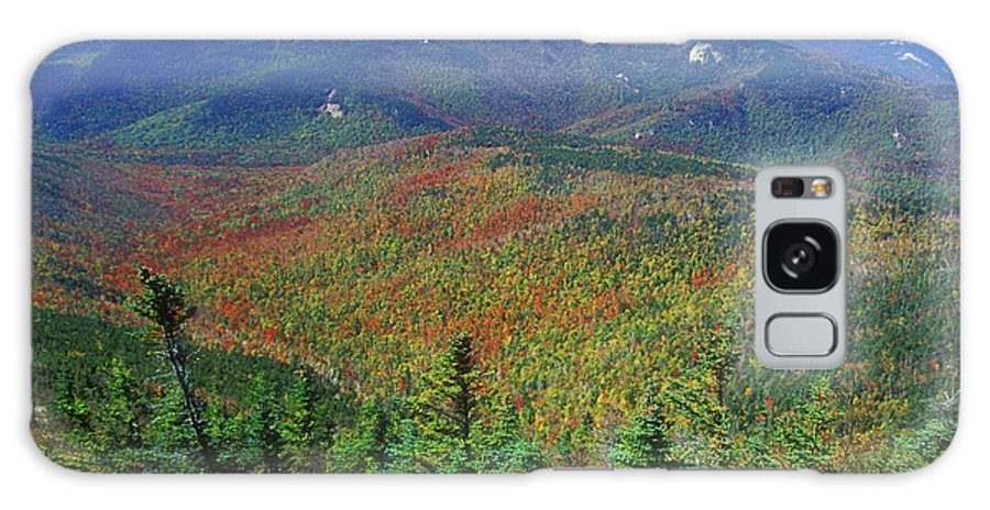 New Hampshire Galaxy S8 Case featuring the photograph Mount Chocorua Foliage by John Burk