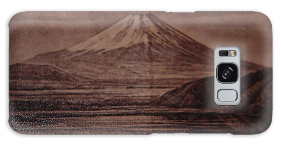 Mount Fuji Galaxy S8 Case featuring the photograph Mount Fuji by Rob Hans