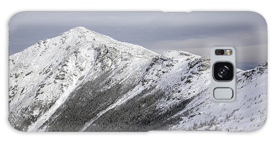 Climb Galaxy Case featuring the photograph Mount Lincoln From The Appalachain Trail - White Mountains Nh Usa by Erin Paul Donovan