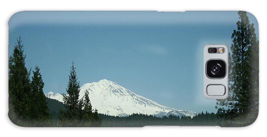 Landscape Galaxy S8 Case featuring the photograph Mount Shasta by Joshua Sunday