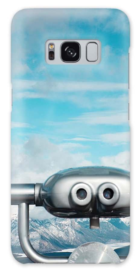 Day Galaxy Case featuring the photograph Mountaintop View by Kim Fearheiley