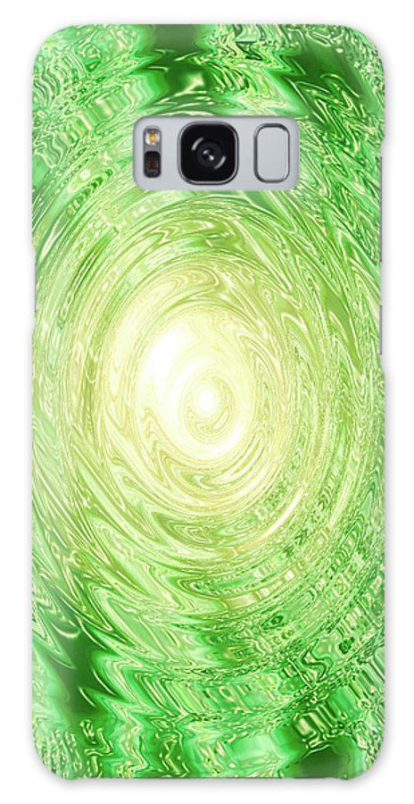 Moveonart! Global Gathering. San Francisco / New York / Jacob Kanduch Galaxy S8 Case featuring the digital art Moveonart Dreams Of Spring by Jacob Kanduch