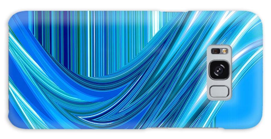 Moveonart Digital Gallery San Francisco California Lower Nob Hill Jacob Kane Kanduch Galaxy S8 Case featuring the digital art Moveonart Marvels Clean Water Act by Jacob Kanduch