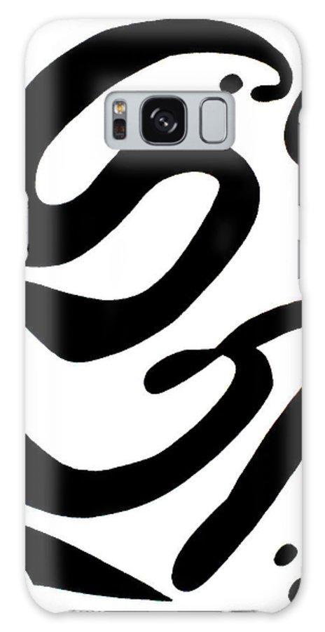Moveonart! New York / San Francisco / Oklahoma / Portland / Missoula Jacob Kanduch Galaxy S8 Case featuring the digital art Moveonart Minimal 2 A by Jacob Kanduch