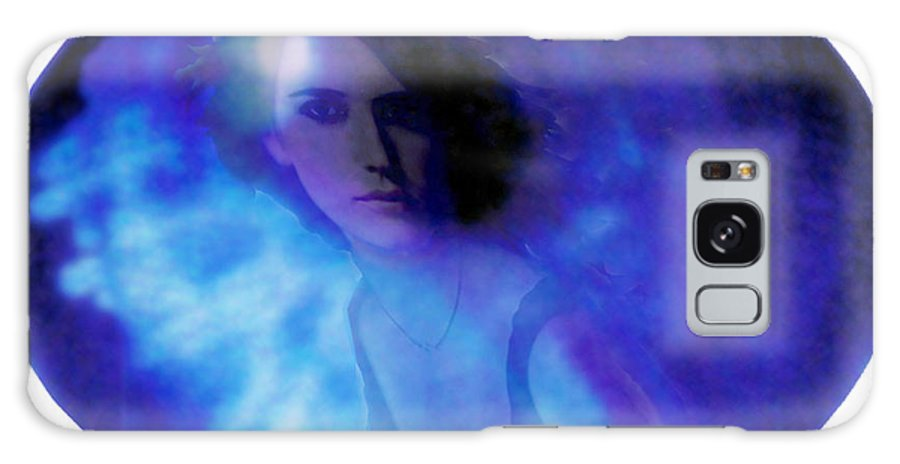 Abstract Galaxy Case featuring the photograph My Eye's Delight by Seth Weaver