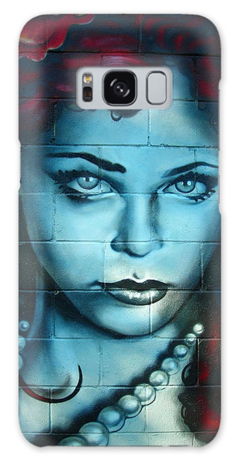 Paint Galaxy S8 Case featuring the photograph My Lady ... by Juergen Weiss