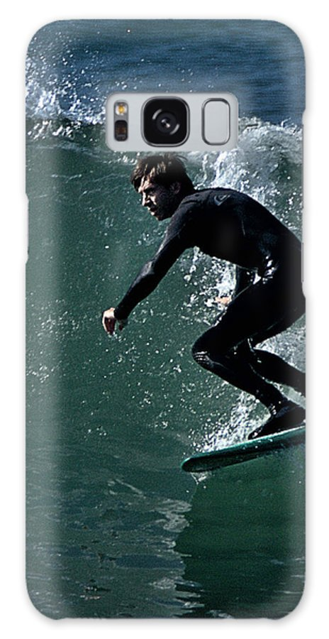 Surf Galaxy S8 Case featuring the photograph My Ride 1 by Michael Gordon