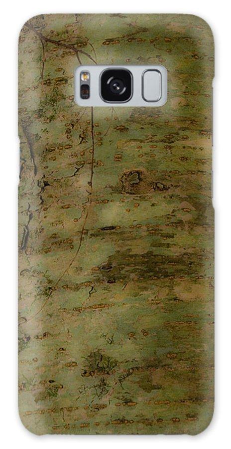 Joy Galaxy S8 Case featuring the photograph Native Tree by Douglas Barnett