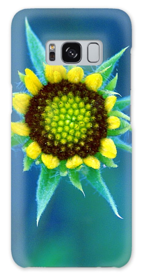 Flowers Galaxy S8 Case featuring the photograph Natural Art by Ben Upham III