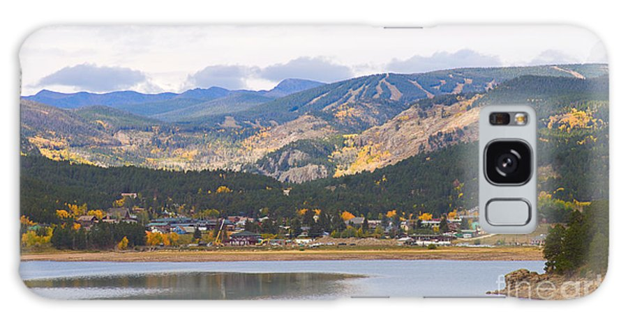 Nederland Galaxy S8 Case featuring the photograph Nederland Colorado Scenic Autumn View Boulder County by James BO Insogna