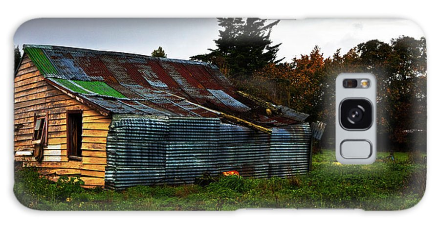 Shack Galaxy S8 Case featuring the photograph Needs Work by Sheila Smart Fine Art Photography
