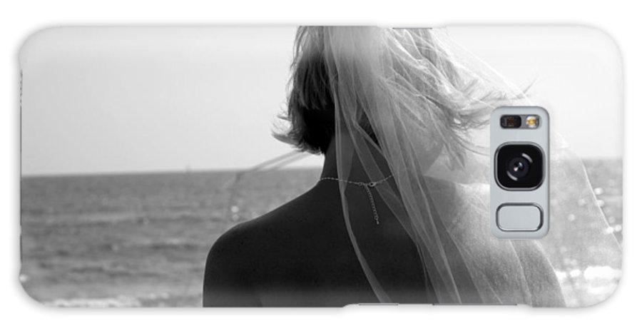 Bride Galaxy S8 Case featuring the photograph New Beginning by Sheri Bartoszek