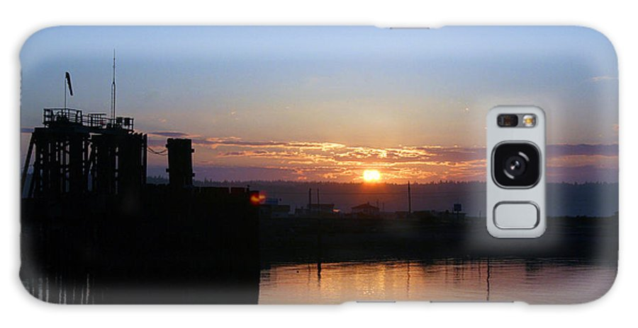 Sunrise Galaxy S8 Case featuring the photograph New Beginnings - Keystone Sunrise Sr 1003 by Mary Gaines