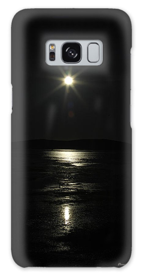 Star Galaxy S8 Case featuring the photograph North Star by Donna Blackhall
