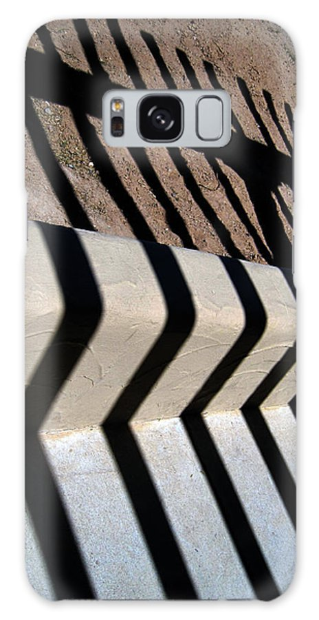 Photography Galaxy S8 Case featuring the photograph Not A Zebra by Susanne Van Hulst