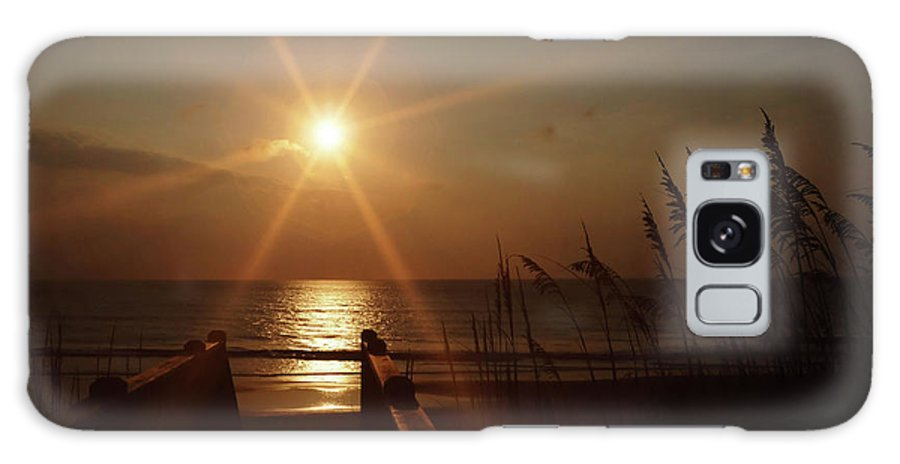 Beach Galaxy S8 Case featuring the photograph Obx Sunrise by JAMART Photography