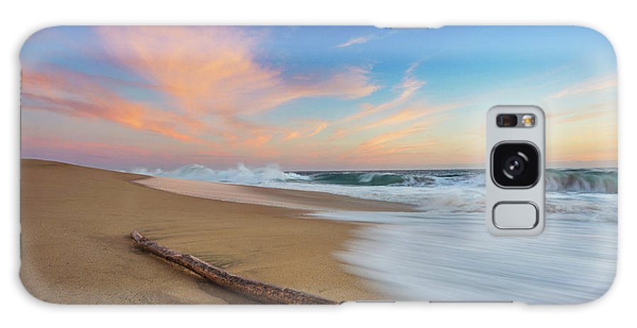 Pacific Ocean Galaxy S8 Case featuring the photograph Oceano Pacifico by Josafat De la Toba
