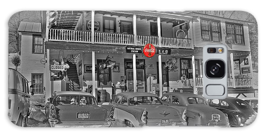 Old Galaxy S8 Case featuring the photograph Old Country Store by Todd Hostetter