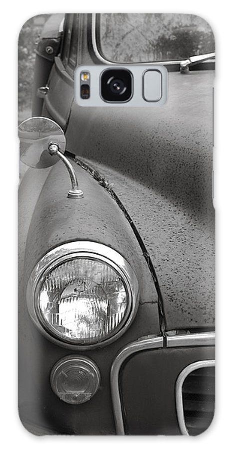 Old Galaxy S8 Case featuring the photograph Old English Car by Marilyn Hunt