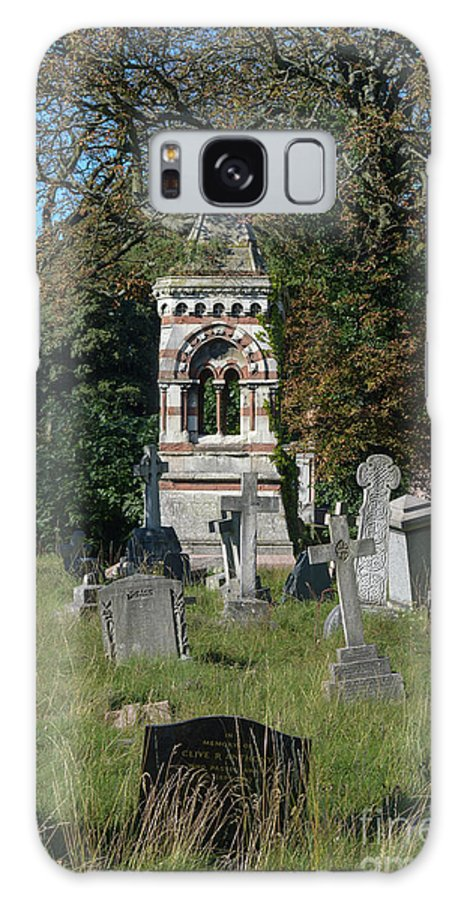 Peaceful Galaxy S8 Case featuring the photograph Old Graves by F Helm
