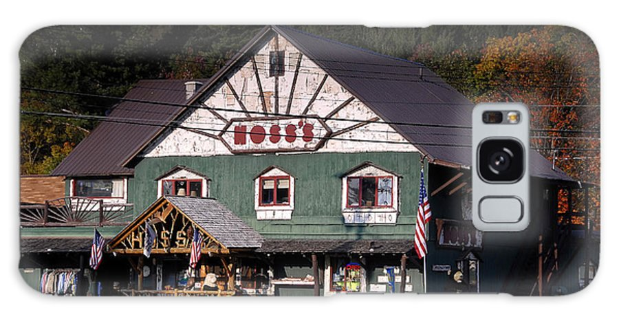 Old Store Galaxy S8 Case featuring the photograph Old Hoss's by David Lee Thompson