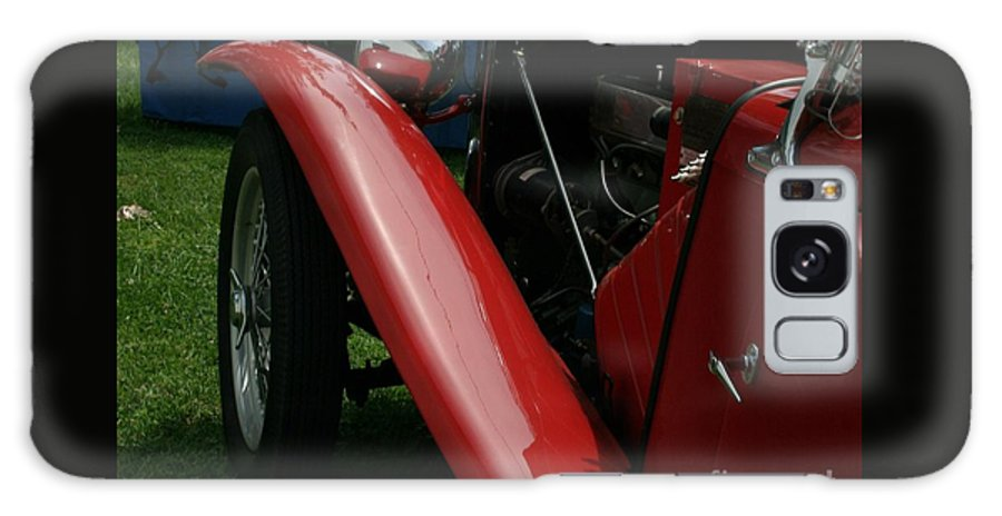 Mg Galaxy S8 Case featuring the photograph Old Mg by Dawn Downour