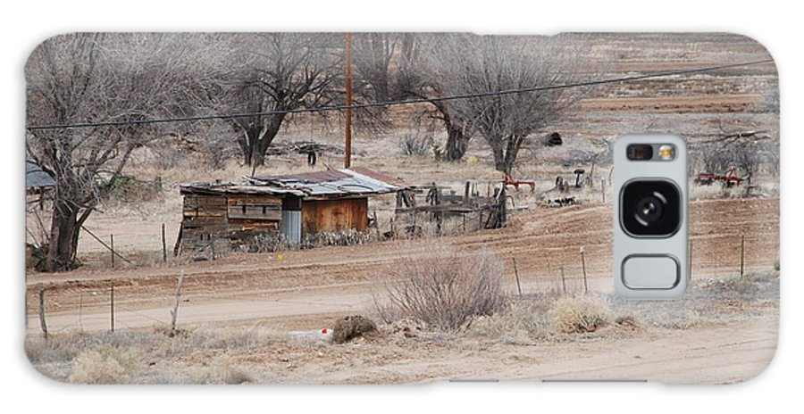 House Galaxy S8 Case featuring the photograph Old Ranch House by Rob Hans