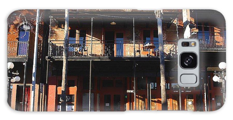 Ybor City Florida Galaxy S8 Case featuring the photograph Old Ybor by David Lee Thompson