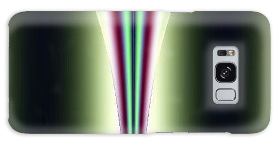 Digital Art Galaxy S8 Case featuring the digital art One Way I by Dragica Micki Fortuna