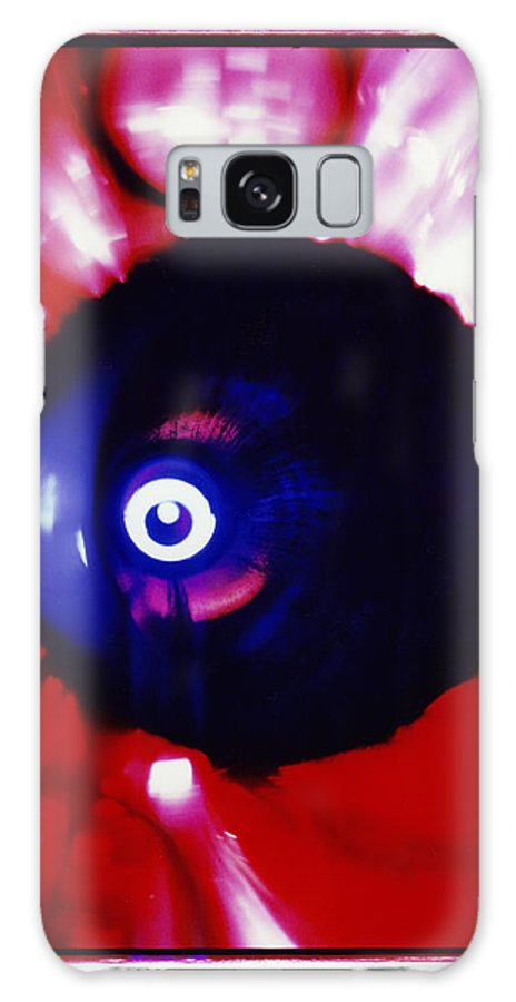 Abstract Galaxy Case featuring the photograph Oracle by David Rivas