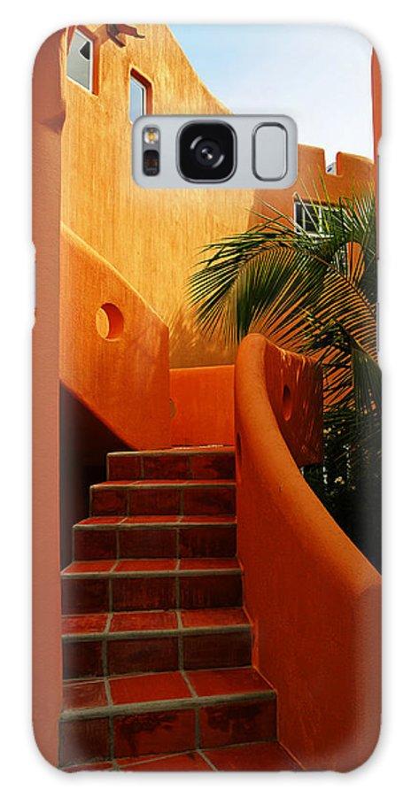 Orange Crush Galaxy S8 Case featuring the photograph Orange Crush 2 by Skip Hunt