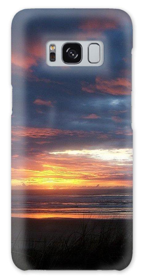 Beach Galaxy S8 Case featuring the photograph Oregon Coast 11 by Deahn   Benware