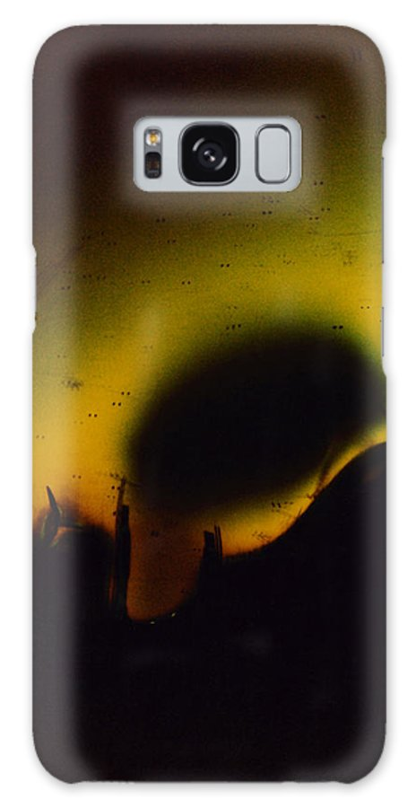 Abstract Galaxy S8 Case featuring the photograph Ormand by David Rivas