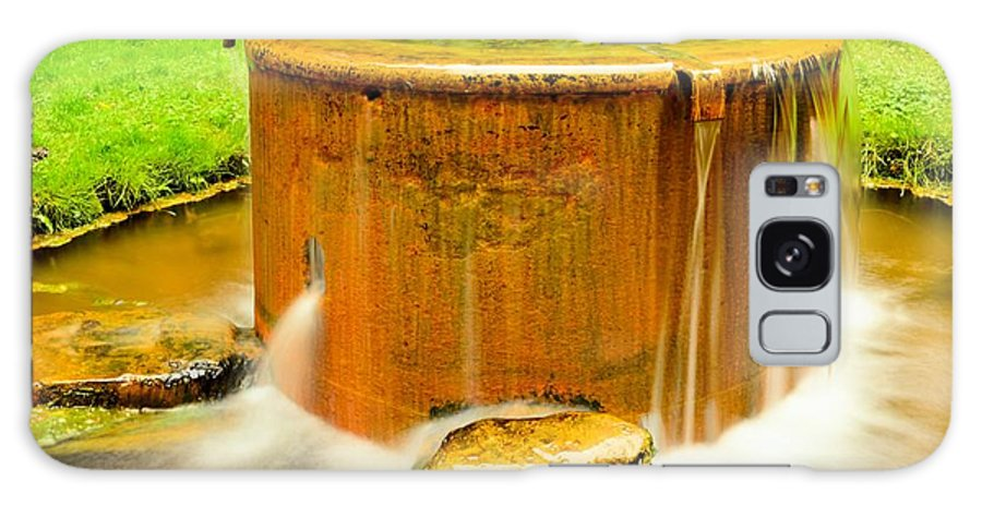 Spring Galaxy S8 Case featuring the photograph Osage Spring by Bonfire Photography