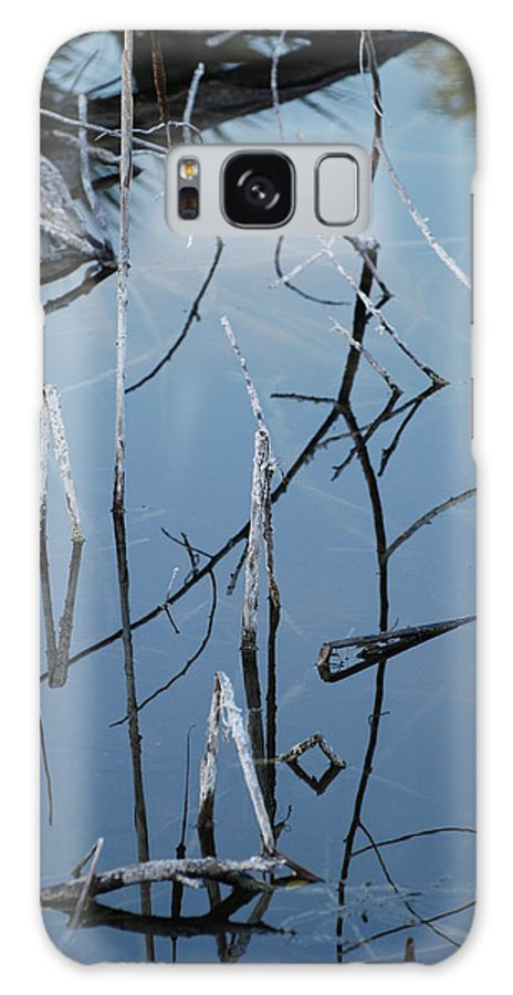 Wood Galaxy S8 Case featuring the photograph Out From The Water by Rob Hans