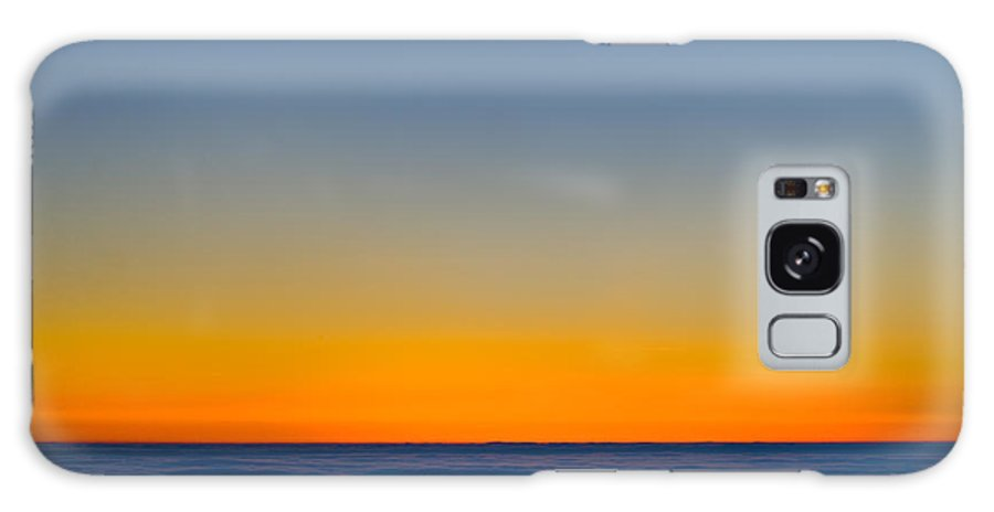 Landscape Galaxy S8 Case featuring the photograph Over The Clouds by Silke Magino