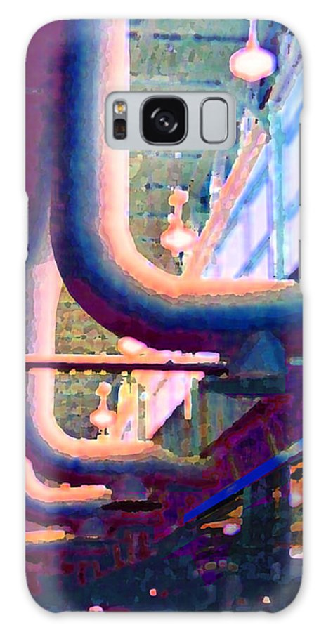 Abstract Galaxy Case featuring the photograph panel one from Star Factory by Steve Karol