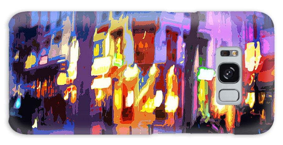Paris Galaxy S8 Case featuring the photograph Paris Quartier Latin 02 by Yuriy Shevchuk