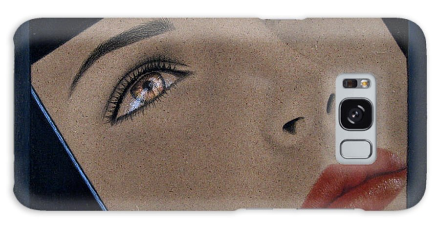 Part Of You Galaxy S8 Case featuring the painting Part Of You by Lynet McDonald