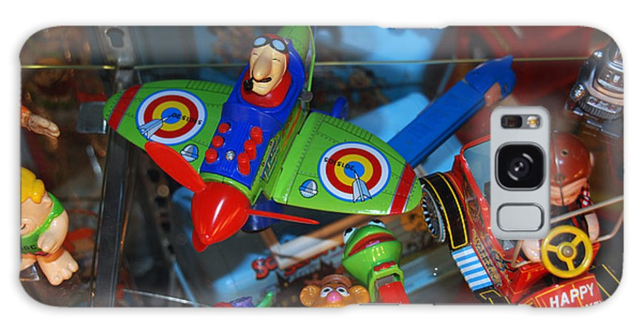Toys From The 50s And The 60s Galaxy S8 Case featuring the photograph Past Memories by Susanne Van Hulst