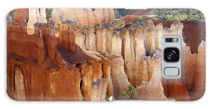 Bryce Canyon National Park Galaxy S8 Case featuring the photograph Pastel Bryce by Marty Koch